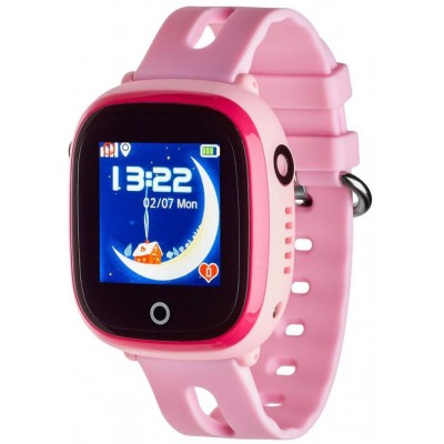 Smartwatch GARETT Kids HAPPY RÓŻOWY