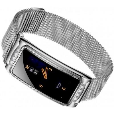 Smartwatch Garett Women Lucy srebrny