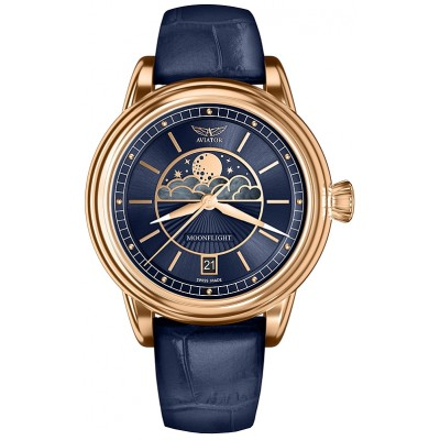 Zegarek AVIATOR V.1.33.2.256.4