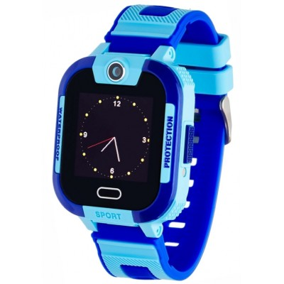 Smartwatch GARETT KIDS 4You RT Niebieski