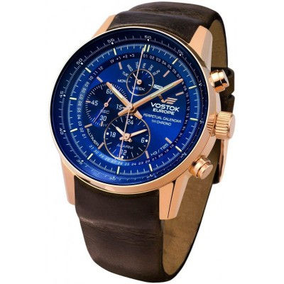 Zegarek VOSTOK EUROPE YM86-565B289