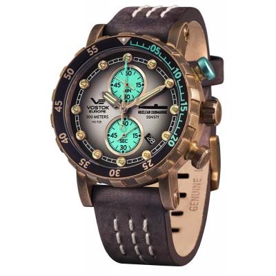 Zegarek VOSTOK EUROPE VK61-571O613