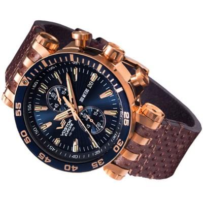 Zegarek VOSTOK EUROPE VK61-575B590