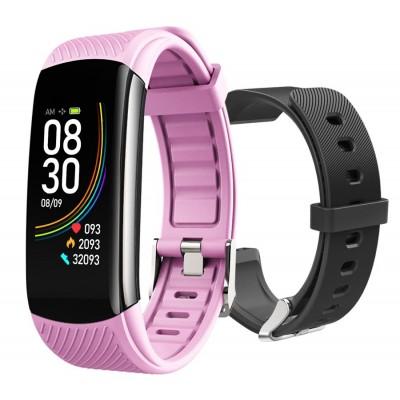 Smartwatch Rubicon RNCE59 różowy