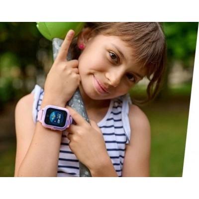 Smartwatch GARETT KIDS CRAFT 4G RT Różowy