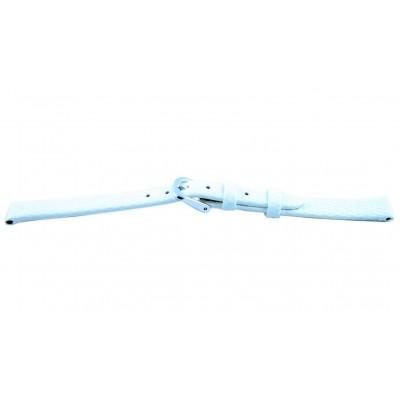 Pasek TEKLA 18mm Biały J5