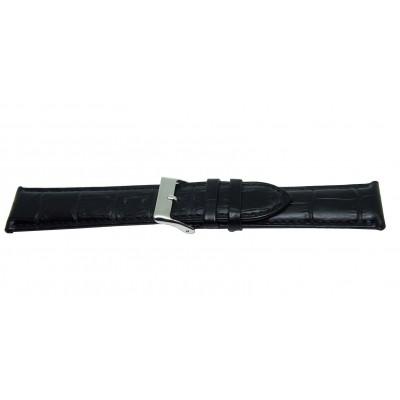 PASEK TEKLA K10 XXXL czarny 18mm