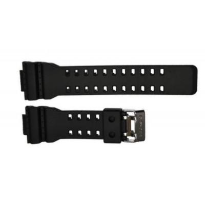 Pasek do zegarka CASIO GA-110RG-1A, GA-140-1, GA-700-1, G-8900GB-1 CZARNY