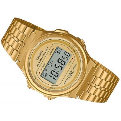 Zegarek CASIO A171WEG-9AEF