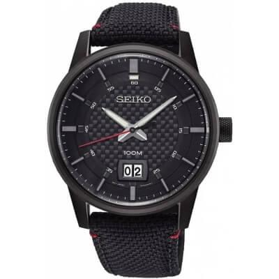 Zegarek męski Seiko SUR271P1 z chronografem
