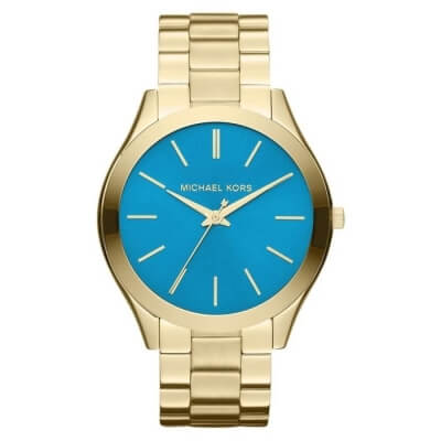 Zegarek damski Michael Cors MK3625 na złotej bransolecie