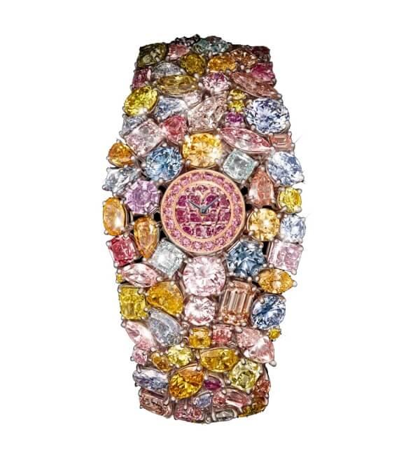 najdroższy zegarek na świecie graff