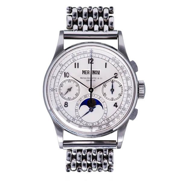 najdroższe marki zegarków - patek, graff