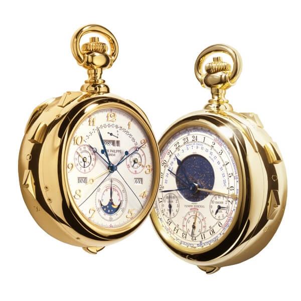 najdroższe zegarki na świecie patek