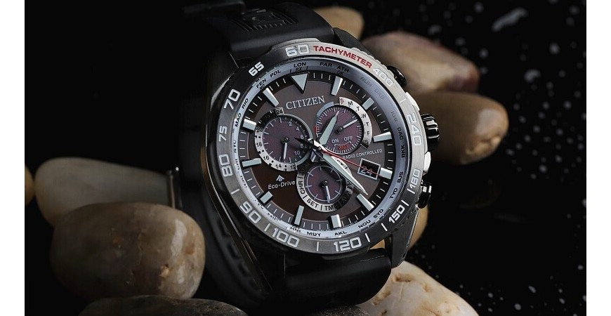 Zegarki Citizen, czyli nowoczesne technologie połączone ze stylowym wyglądem