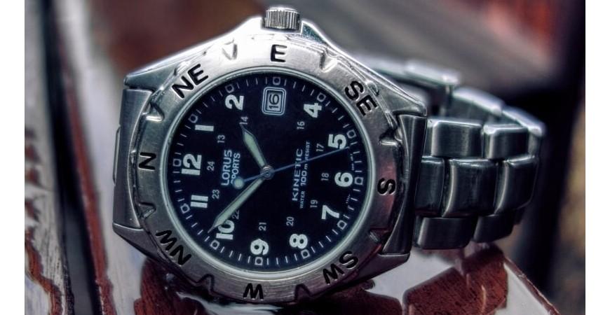 Zegarki Lorus - dlaczego warto wybrać czasomierze tej marki?