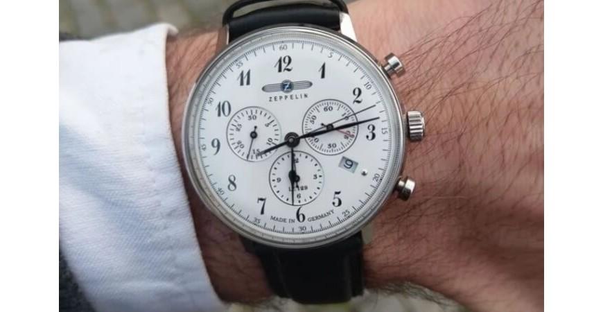 Zeppelin - dlaczego warto zdecydować się na zegarki tej marki?